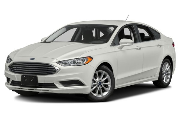 2017 Ford Fusion in Kamloops, British Columbia