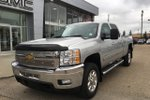This Silver 4 door LTZ Pickup features  a 6 Spd Automatic transmission, a  6.6L  V 8 engine, and has 81597 kilometres on it.