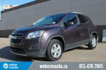 This Purple 4 door 1LT AWD - LOW KM'S - FULLY RECONDITIONED SUV features  a 6 Spd Automatic transmission, a  1.4L  I 4 engine, and has 43635 kilometres on it.