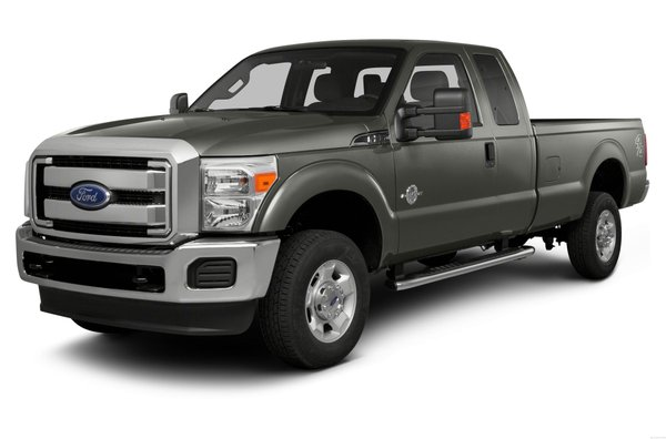 2016 Ford F-350 in Kamloops, British Columbia