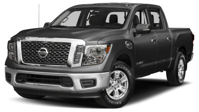 2017 Nissan Titan in Richmond, British Columbia