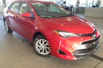 This Red 4 door LE Backup Cam, Bluetooth, Heated Seats Sedan features a Black interior a CVT transmission, a  1.8L  I 4 engine, and has 0 kilometres on it.