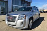 This Silver 4 door Denali SUV features a Black interior a 6 Spd Automatic transmission, a  3.6L  V 6 engine, and has 63442 kilometres on it.