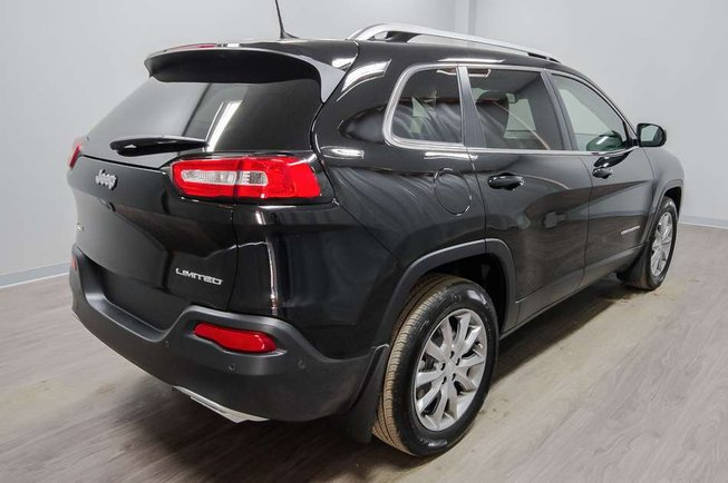 2017 Jeep Cherokee in Moose Jaw, Saskatchewan