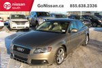 This Grey 4 door 2.0T Premium 4dr All-wheel Drive quattro Sedan Sedan features a Cream interior a 6 Spd Automatic transmission, a  2.0L  I 4 engine, and has 172235 kilometres on it.