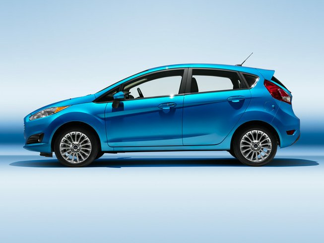 2014 Ford Fiesta in Langley, British Columbia