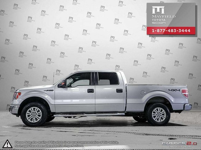 2014 Ford F-150 in Edmonton, Alberta