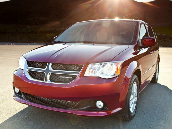 2012 Dodge Grand Caravan in Langley, British Columbia