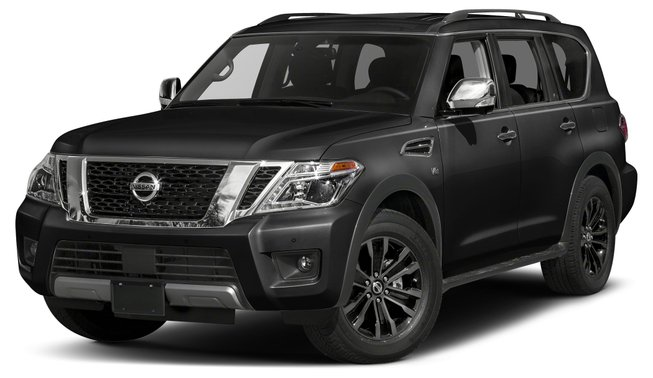 2017 Nissan Armada in Richmond, British Columbia