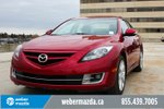 This Red 4 door GT-V6 Sedan features  a 6 Spd Automatic transmission, a  3.7L  V 6 engine, and has 16189 kilometres on it.