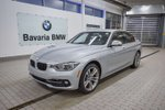 This Silver 4 door xDrive Sedan (8D97) Sedan features a Black interior a 8 Spd Automatic transmission, a  2.0L  I 4 engine, and has 90 kilometres on it.