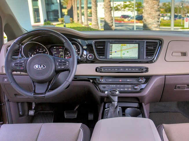 2017 Kia Sedona in Surrey, British Columbia