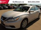 This Silver 4 door POWER SEAT, BACKUP CAMERA, BLUETOOTH Sedan features a Charcoal interior a CVT transmission, a  2.5L  I 4 engine, and has 52563 kilometres on it.