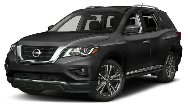 2017 Nissan Pathfinder in Richmond, British Columbia