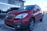 This Red 4 door Leather SUV features  a 6 Spd Automatic transmission, a  1.4L  I 4 engine, and has 38154 kilometres on it.