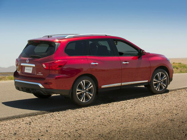 2017 Nissan Pathfinder in Moose Jaw, Saskatchewan