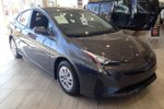 This Grey 4 door PRIUS, Starter, BSM, Bumper Protector, 3M, Window Tint Package Hatchback features a Black interior a CVT transmission, a  1.8L  I 4 engine, and has 0 kilometres on it.