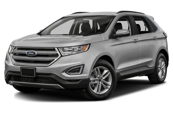 2016 Ford Edge in Kamloops, British Columbia