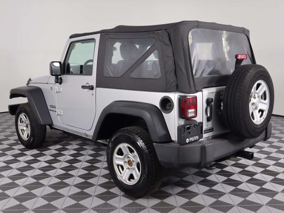 2012 Jeep Wrangler for sale in Huntsville, Ontario