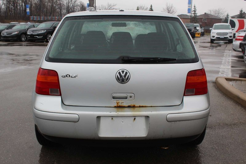 2003 Volkswagen Golf for sale in Mississauga, Ontario