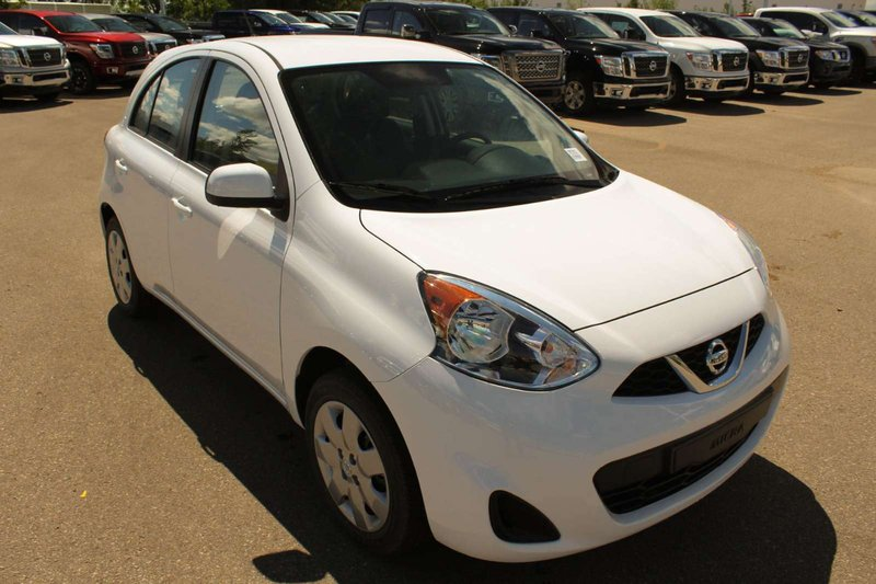 2017 Nissan Micra for sale in Edmonton, Alberta