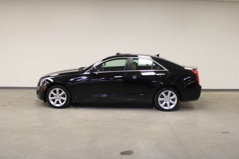 2013 Cadillac ATS for sale in Edmonton, Alberta