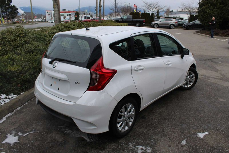 2018 Nissan Versa Note for sale in Langley, British Columbia