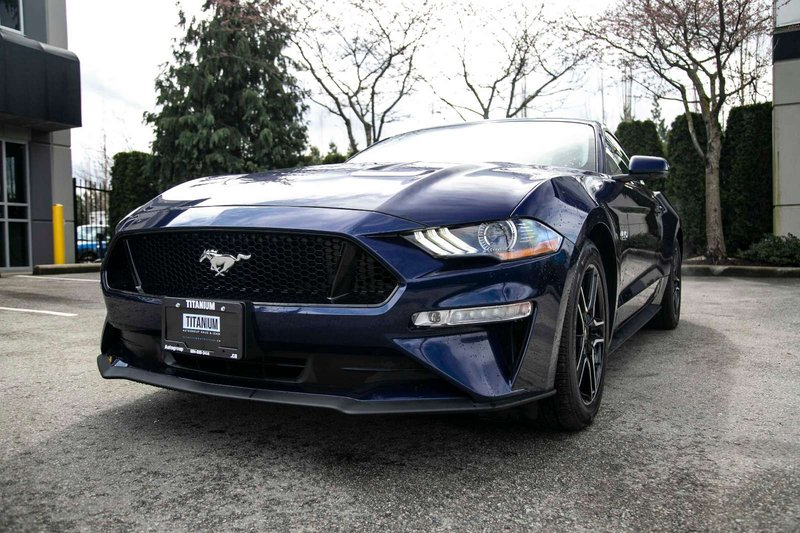 2018 Ford Mustang for sale in Langley, British Columbia