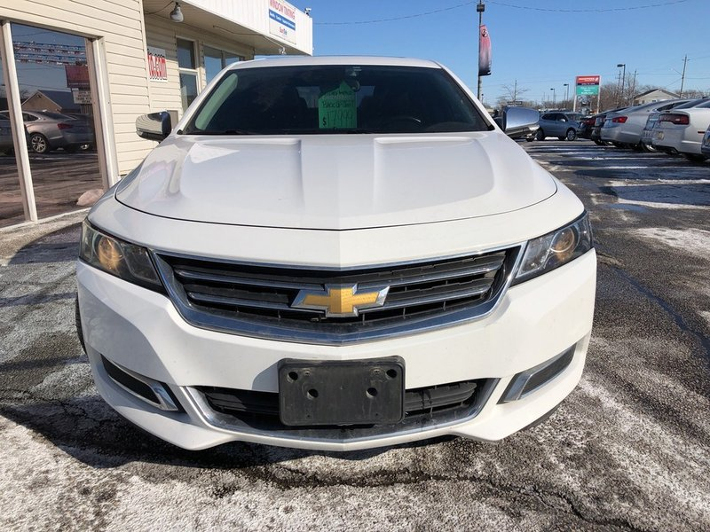 2015 Chevrolet Impala for sale in Tilbury, Ontario