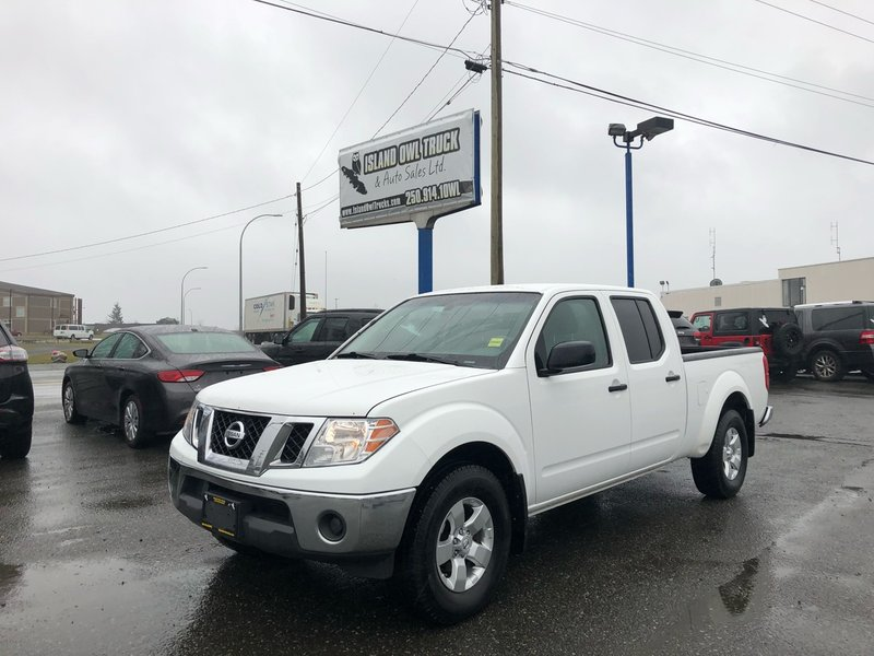 2010 Nissan Frontier for sale in Campbell River, British Columbia