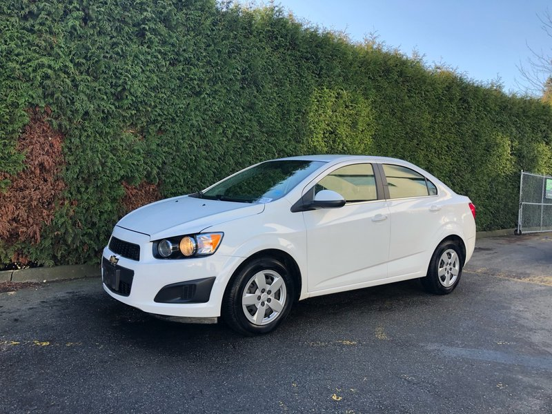 2015 Chevrolet Sonic for sale in Surrey, British Columbia