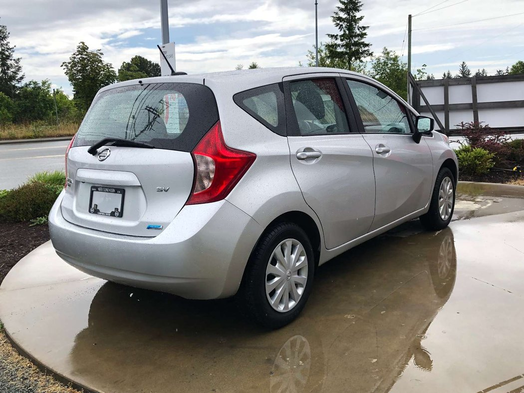 2015 Nissan Versa Note for sale in Campbell River