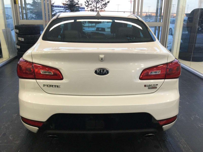 2015 Kia Forte Koup for sale in Edmonton, Alberta