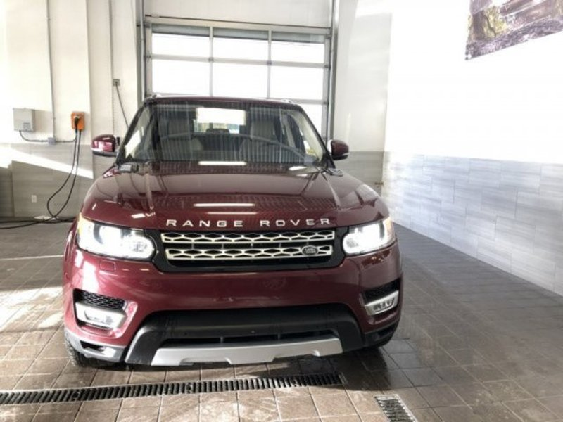 2016 Land Rover Range Rover Sport for sale in Calgary, Alberta