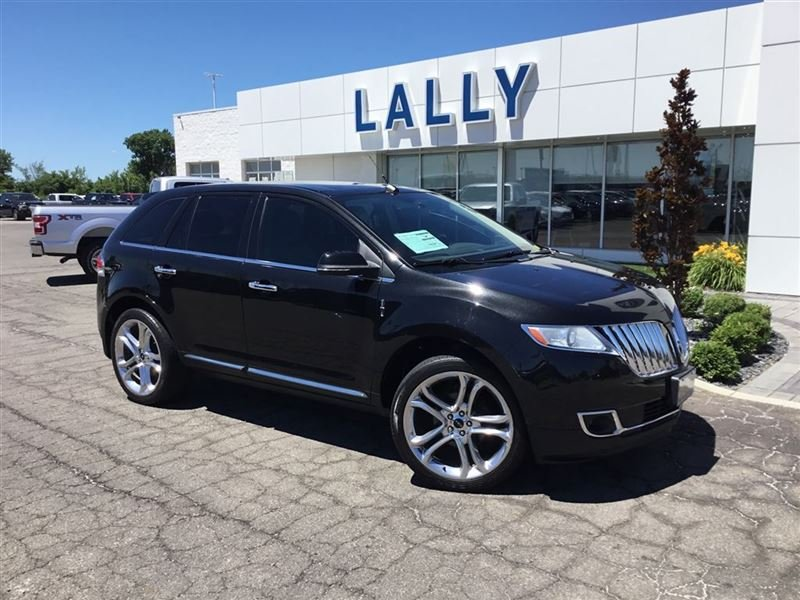 2014 Lincoln MKX for sale in Tilbury, Ontario