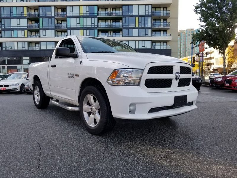 2014 Ram 1500 for sale in Richmond, British Columbia