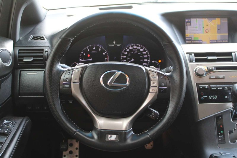 2013 Lexus RX 350 for sale in Edmonton, Alberta