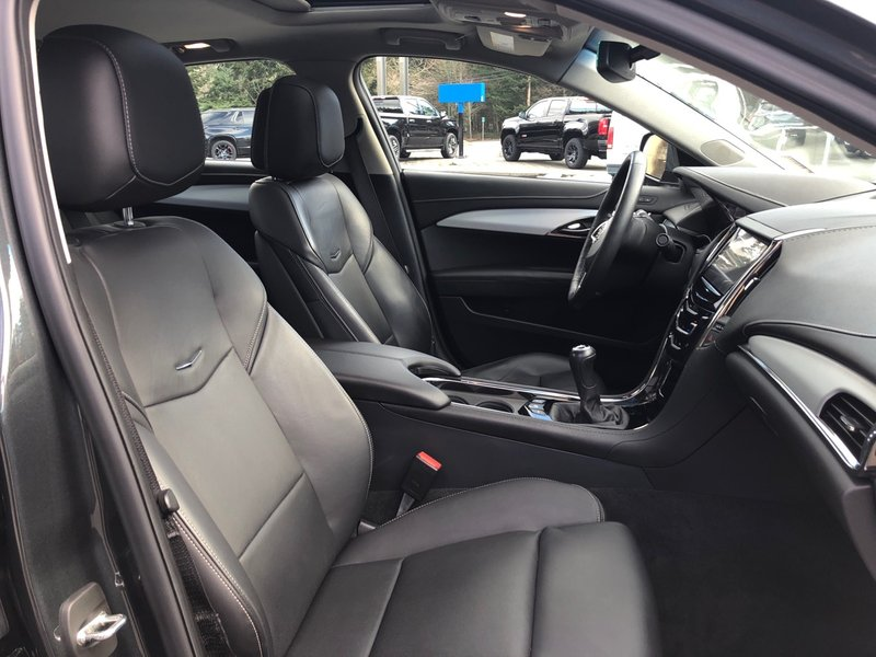 2014 Cadillac ATS for sale in Victoria, British Columbia
