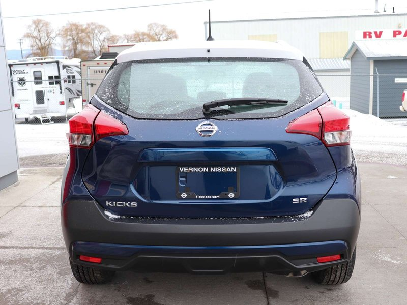 2019 Nissan Kicks for sale in Vernon, British Columbia