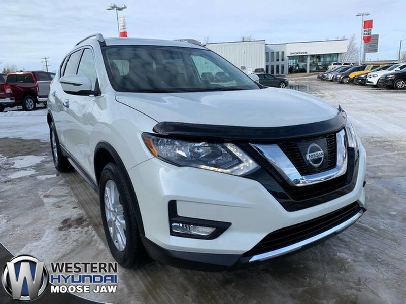 2017 Nissan Rogue for sale in Moose Jaw, Saskatchewan