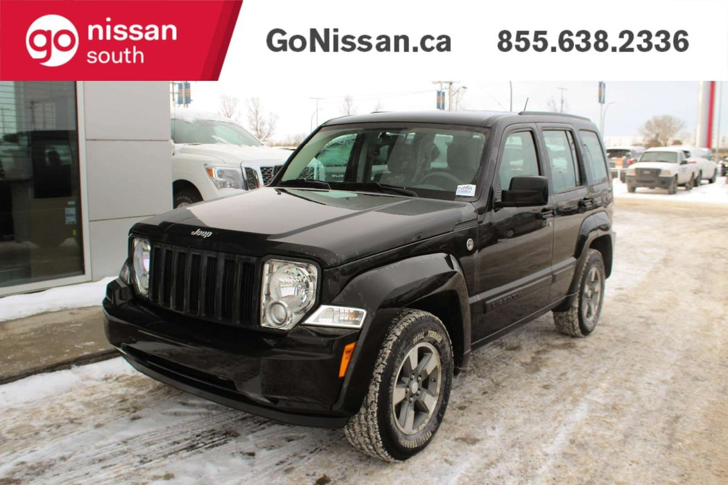 2008 jeep liberty for sale in edmonton
