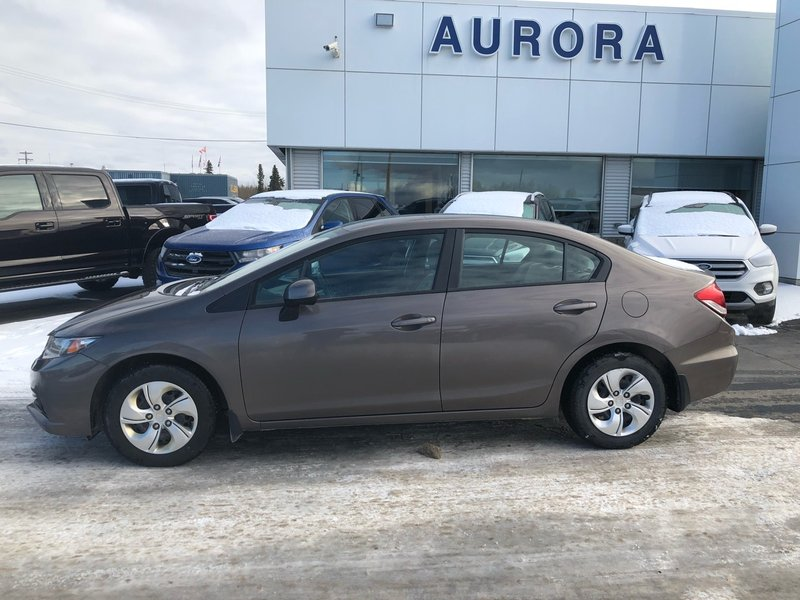 2013 Honda Civic Sdn for sale in Hay River, Northwest Territories