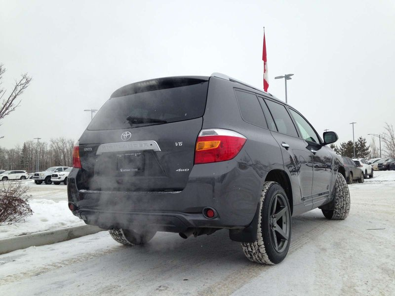 2008 Toyota Highlander for sale in Edmonton, Alberta