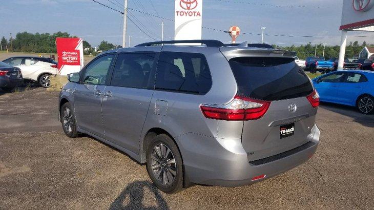 2018 Toyota Sienna for sale in Port Hawkesbury