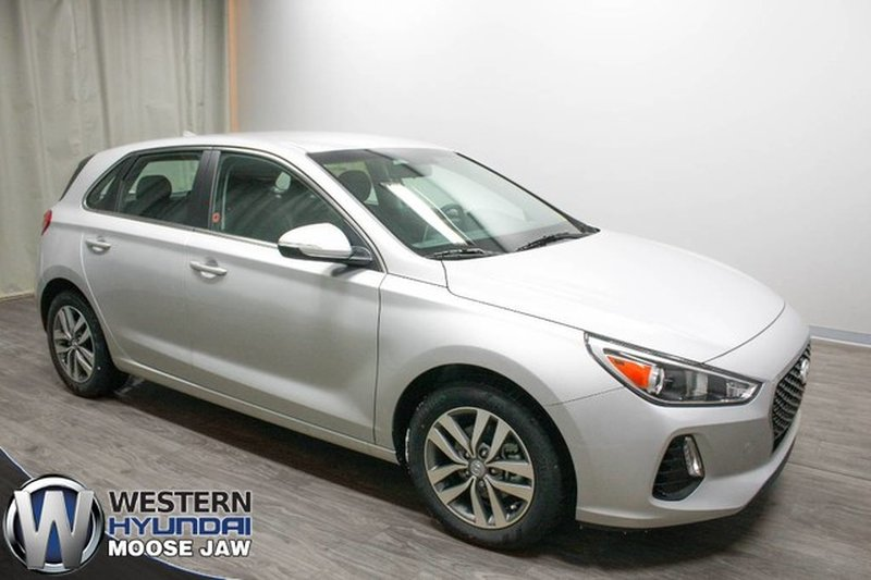2018 Hyundai Elantra GT for sale in Moose Jaw, Saskatchewan