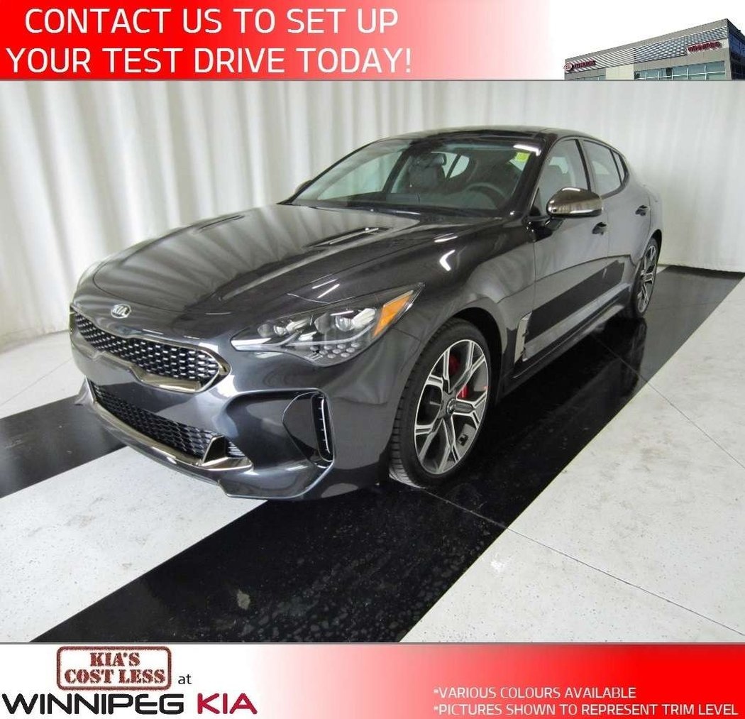 2019 Kia Stinger For Sale In Winnipeg