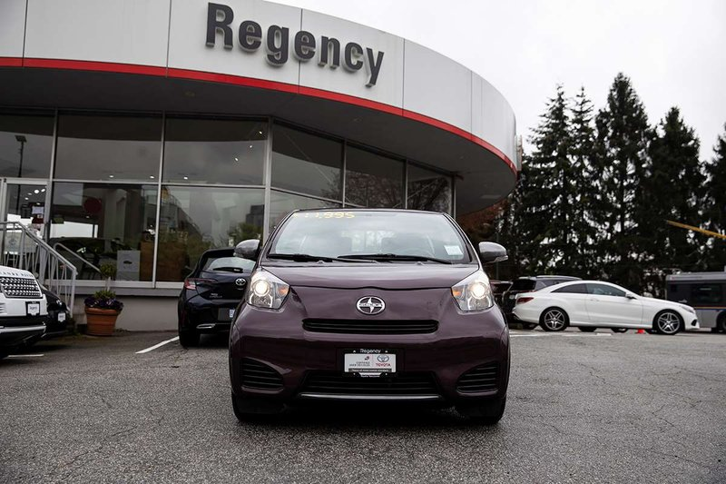 2015 Scion IQ for sale in Vancouver, British Columbia