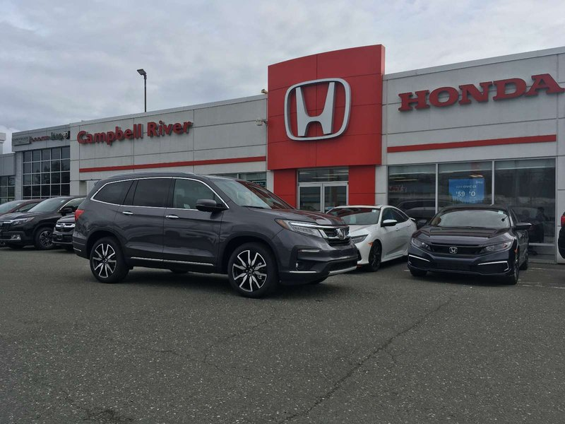 2019 Honda Pilot for sale in Campbell River, British Columbia