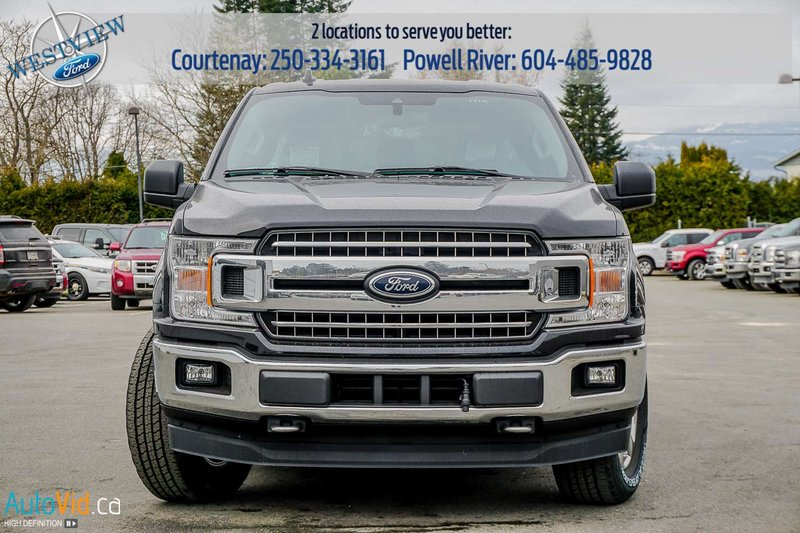 2019 Ford F-150 for sale in Courtenay and Powell River, British Columbia