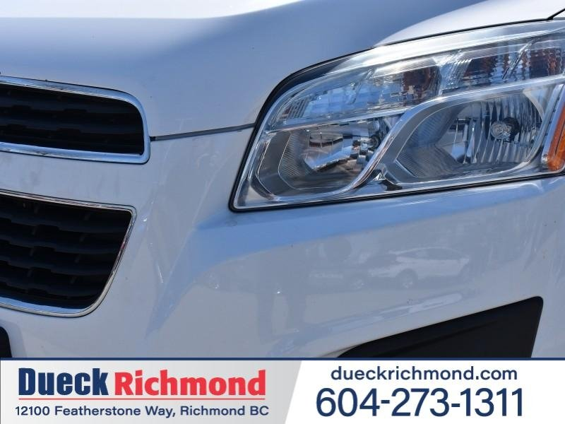 2013 Chevrolet Trax for sale in Richmond, British Columbia